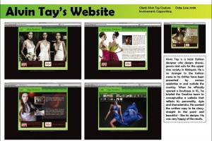 Alvin Tay Website