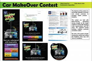 AmbiPur Car MakeOver Contest