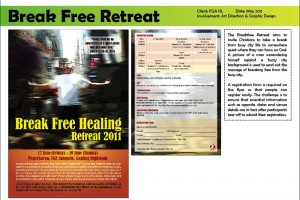 Break Free Retreat 2011