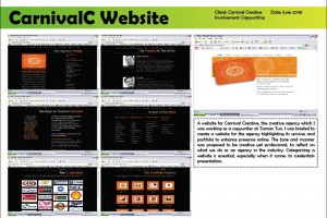 CarnivalC Website