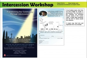 Intercession Workshop