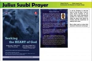 Julius Suubi Prayer