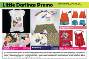 Little Darlings Promo