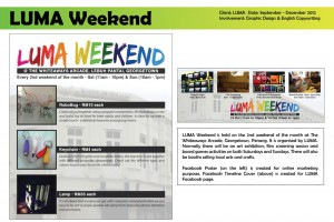 Luma Weekend