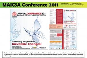 MAICSA Conference 2011