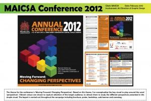 MAICSA Conference 2012