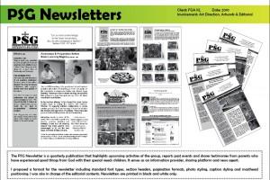 PSG Newsletters