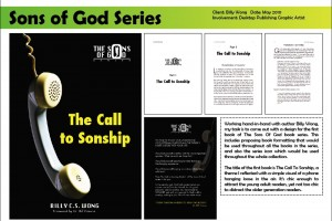 Sons Of God - Book 1